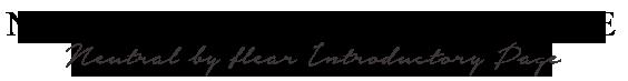 春日 前原の美容室 ニュートラルバイフレア公式ホームページ
